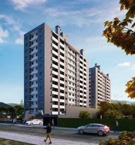 "Residencial Vivaz ""Torre B"" - Rosner Empreendimentos"